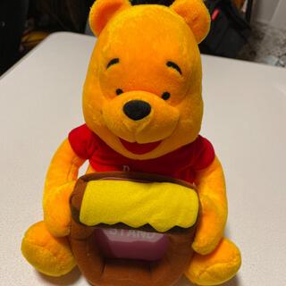 ディズニー(Disney)のくまのプーさん ぬいぐるみお買い得新品!最終特価(キャラクターグッズ)