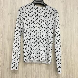 マルタンマルジェラ(Maison Martin Margiela)のmarine serre ジャージ トップ(Tシャツ(長袖/七分))