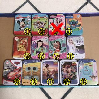 ディズニー(Disney)のコストコ ディズニー パズル缶(キャラクターグッズ)