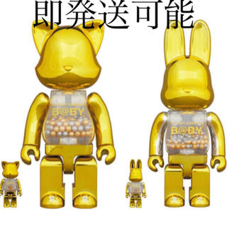 メディコムトイ(MEDICOM TOY)のMY FIRST NY@BRICK R@BBRICK 100% & 400%(その他)