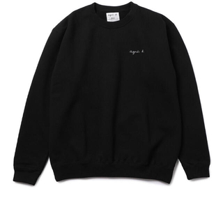 アニエスベー(agnes b.)の【agnes b. pour ADAM ET ROPE'】SWEAT SHIRT(スウェット)