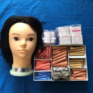 美容師国家試験ワインディングセット(資格/検定)