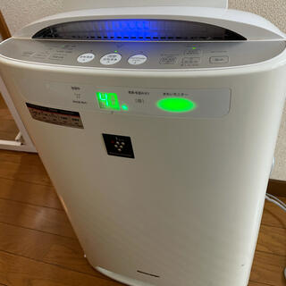 シャープ(SHARP)の空気清浄機(空気清浄器)