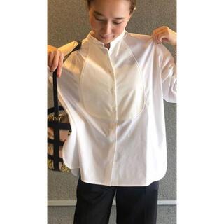 Drawer - yori コーデュロイボサムシャツ 美品