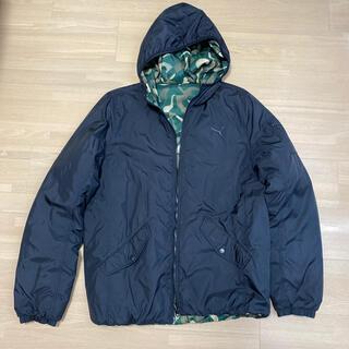 プーマ(PUMA)のPUMA ジャケット黒  Lサイズ(その他)