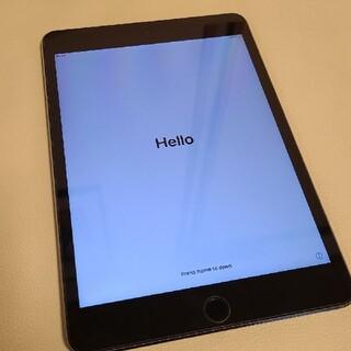 iPad - ipadmini4 32GB Wi-Fi Cellular  au