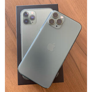 Apple - IPHONE 11 PRO SIMフリー 超美品