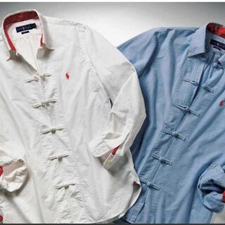 POLO RALPH LAUREN - Clot Polo shirt ポロ ラルフ ローレ クロット代行