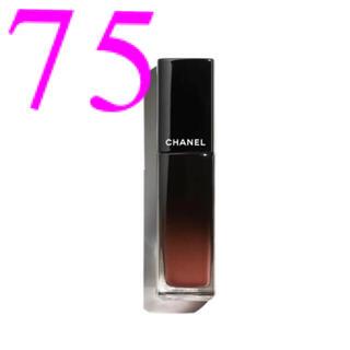 CHANEL - CHANEL シャネル ルージュアリュールラック 75 フィデリテ