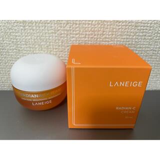 【LANEIGE】ラディアンーCクリーム 30ml