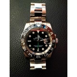 オメガ(OMEGA)のオメガ オマージュ ジャンク!GMT(腕時計(アナログ))