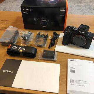 SONY - Sony a7SIII 本体 3年ワイド長期保証付き 美品