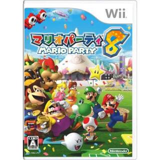任天堂 - 任天堂 Wii マリオパーティ8 ゲームソフト ゲームカセット