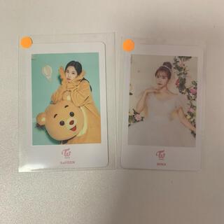 TWICE フォトカード 【バラ売り可能】