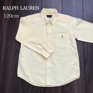 Ralph Lauren - RALPHLAUREN ラルフローレン シャツ  長袖 120cm