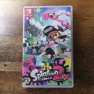 任天堂 - スプラトゥーン2 Switch
