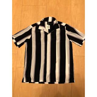 アップルバム(APPLEBUM)のアップルバム半袖シャツ APPLEBUM Wide Stripe アロハシャツ (Tシャツ/カットソー(半袖/袖なし))