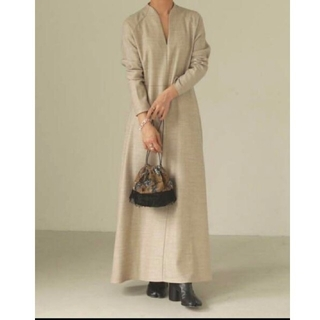 TODAYFUL - Georgette Raglan Dress  TODAYFUL