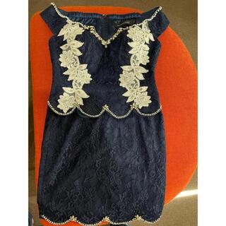 dazzy store - キャバ ミニドレス ワンピース デイジーストア Jewel 美品
