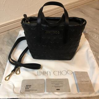 JIMMY CHOO - ジミ-チュウ☆2wayショルダーバック