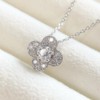 Vendome Aoyama - ヴァンドーム青山 ダイヤモンド ネックレス 美品
