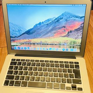 Mac (Apple) - MacBook Air 13インチ Late 2010