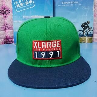 XLARGE - XLARGE超高性能フラットキャップ