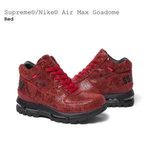 Supreme - Supreme Nike Air Max Goadome 27cm