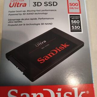 SanDisk - SSD 500GB