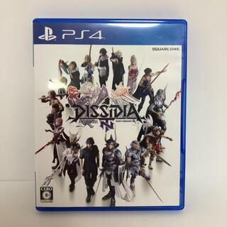 PlayStation4 - ディシディア ファイナルファンタジー NT ps4