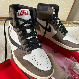 TRAVIS SCOTT  AIR JORDAN 1 RETRO HIGH OG
