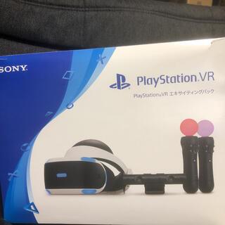 プレイステーションヴィーアール(PlayStation VR)のplaystation vr エキサイティング アイアンマン・ファイアウォール(家庭用ゲーム機本体)