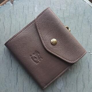 IL BISONTE - イルビゾンテ財布グレー