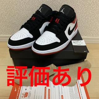 NIKE - Nike JORDAN1 LOW つま黒 ナイキ ジョーダン1 ロー