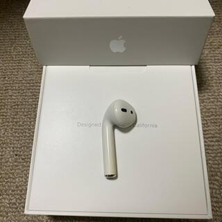 アップル(Apple)のエアーポッズ AirPods 第一世代 L 左耳のみ(ヘッドフォン/イヤフォン)