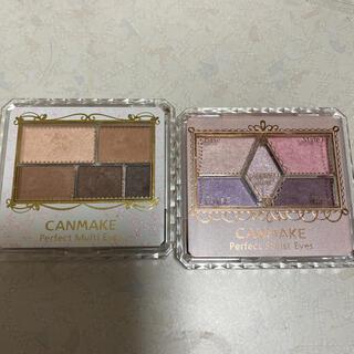 CANMAKE - キャンメイクアイシャドウパレット
