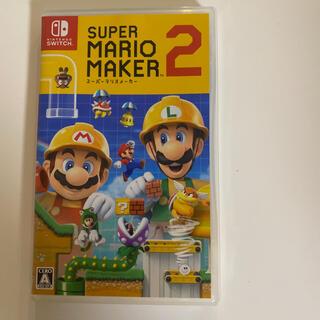 Nintendo Switch - スーパーマリオメーカー2 Switch スイッチ