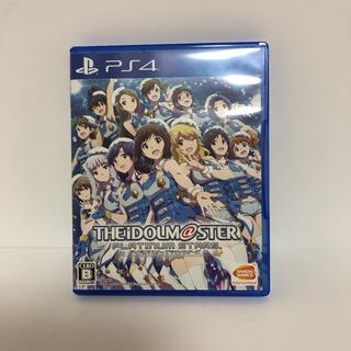 PlayStation4 - アイドルマスター プラチナスターズ ps4