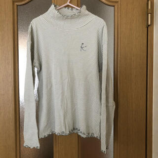クミキョク(kumikyoku(組曲))の組曲 女の子 トップス タートルネックシャツ  130〜140㎝(Tシャツ/カットソー)