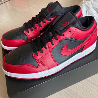 ナイキ(NIKE)の定価販売Nike air jordan1 low(スニーカー)