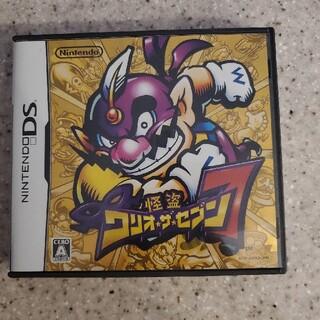 怪盗ワリオ・ザ・セブン DS(携帯用ゲームソフト)
