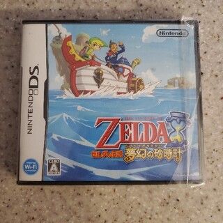 ゼルダの伝説 夢幻の砂時計 DS(携帯用ゲームソフト)