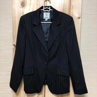 クミキョク(kumikyoku(組曲))の組曲 KUMIKYOKU テーラードジャケット サイズM(2) ブラック 黒(テーラードジャケット)