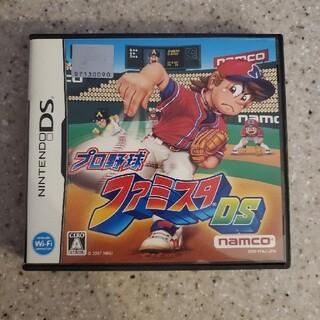 プロ野球 ファミスタDS DS(携帯用ゲームソフト)