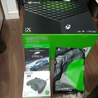 エックスボックス(Xbox)のMicrosoft Xbox Series X(家庭用ゲーム機本体)