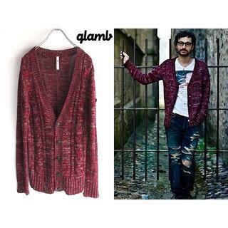 glamb - 完売 名作 glamb Rabic cardigan 1