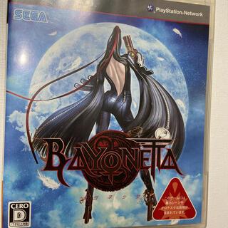 プレイステーション3(PlayStation3)のBAYONETTA(ベヨネッタ) PS3 used 取説なし(家庭用ゲームソフト)