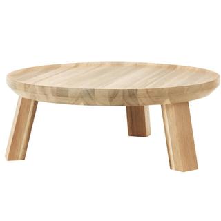 イケア(IKEA)のIKEA  SKOGSTA サービングスタンド 新品(コーヒーテーブル/サイドテーブル)