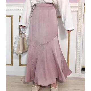 FRAY I.D - サテン マーメイドスカート 美品