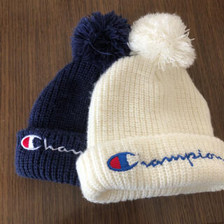 Champion - champion ニット帽 kids